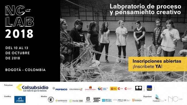 NC-LAB, espacio y pensamiento creativo 2018