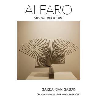 ALFARO OBRA DE 1961 A 1997
