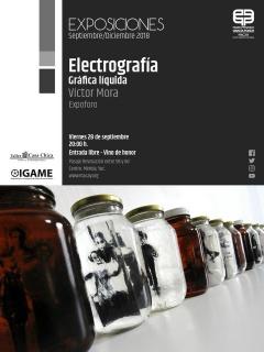 Electrografía. Gráfica líquida