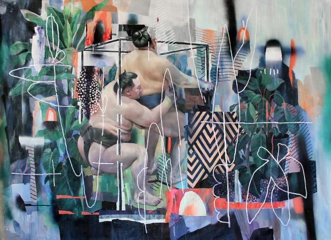 Cosiness (2016) de Marat Morik. RuArts Gallery — Cortesía de Urvanity