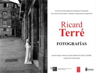 Ricard Terré. Fotografías