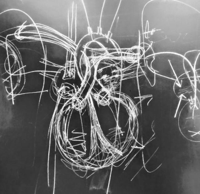 Taller de Anatomia - La mano que piensa — Cortesía de Bòlit, Centre d'Art Contemporani