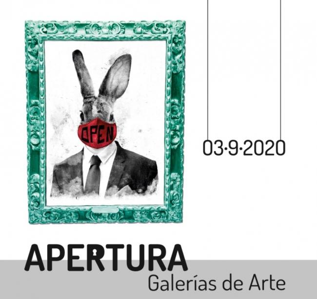 APERTURA Galerías de arte