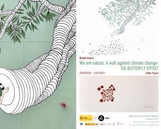 Somos naturaleza. Un muro contra el cambio climático: Efecto Mariposa