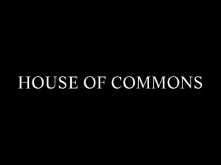 Momentum 11: House of Commons
