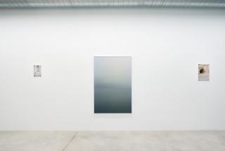 Vista de la exposición ALL THE ECHOES del dúo Lemos + Lehmann