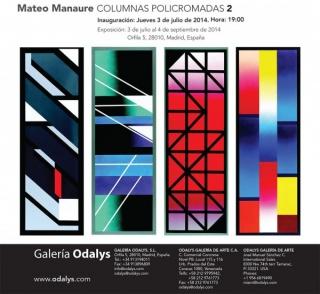 Columnas policromadas 2
