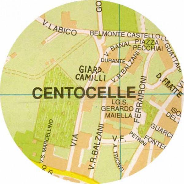 Rogelio López Cuenca, Mappa di Roma