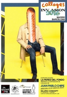 Collages Juan Pablo Chipe