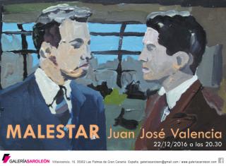 Juan José Valencia, Malestar