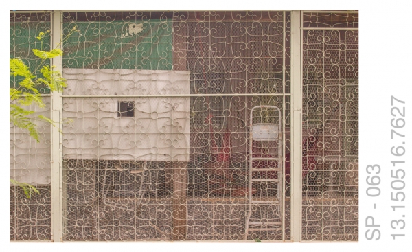 Membranas - Obra de Cléo Alves Pinto