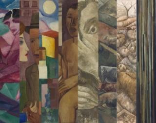 Lasar Segall pinturas