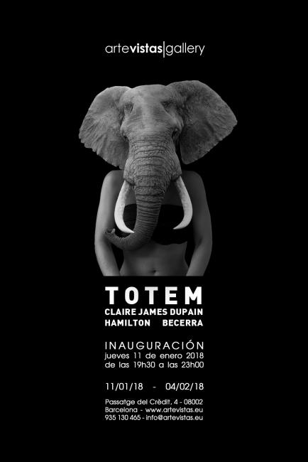 TOTEM. Imagen cortesía Artevistas Gallery