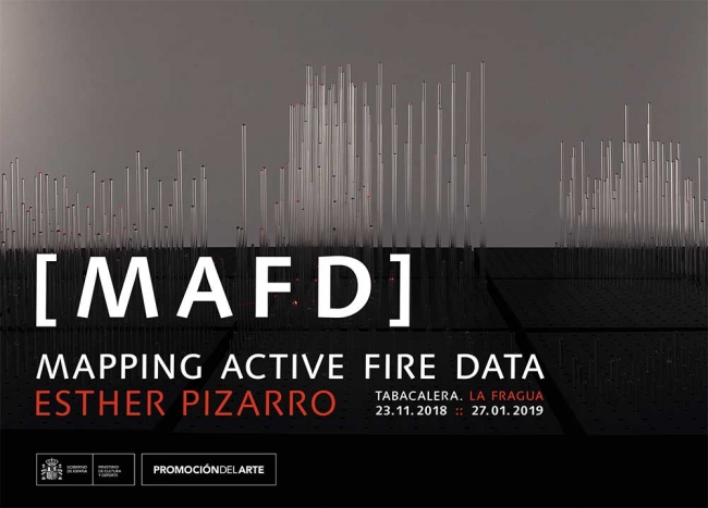 Cartel de Mapping Active Fire Data (MAFD)