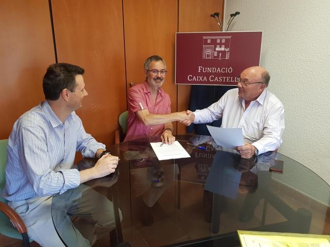 Imagen cortesía de la Fundación Caja Castellón