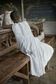 Ana Palacios. La piel de África — Cortesía de AFOGRA (Asociación Fotográfica Granadina)