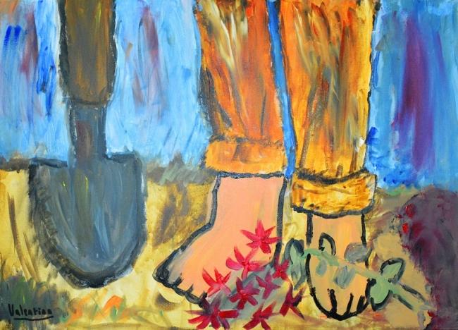 Color Teletón. Imagen cortesía Sala de Arte CCU