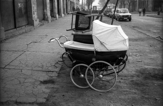 Marcelo Montecino, Franklin, Santiago,1989