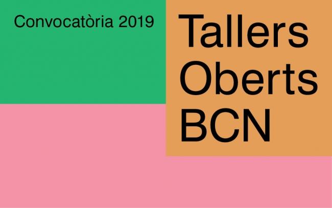 Tallers Oberts BCN 2019