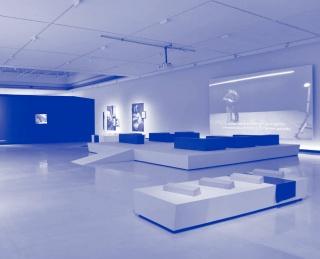 By All Means, Itziar Barrio, curated by Johanna Burton (New Museum). Azkuna Zentroa. 2018. Foto: Jaime Gartzia — Cortesía de Naves Matadero – Centro Internacional de Artes Vivas