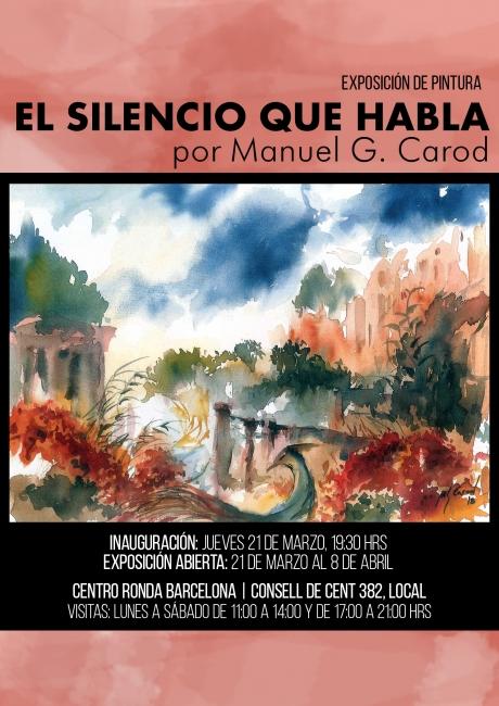 Exposición de Pintura. El Silencio que Habla