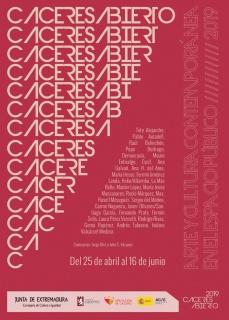Cáceres Abierto 2019