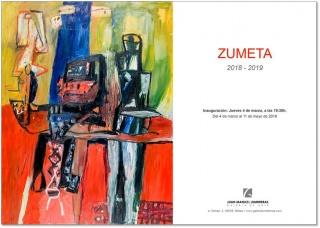 Zumeta 2018 - 2019