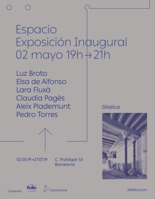 Espai. Exposició inaugural Dilalica