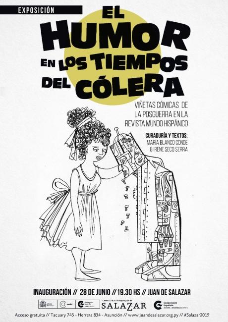 Cortesía Centro Cultural de España Juan de Salazar