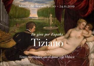 Cartel Tiziano
