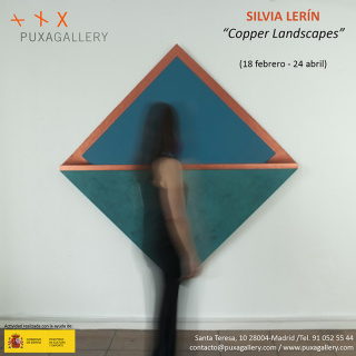 Silvia Lerín. Copper Landscapes