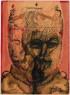 Modest Cuixart, Petit Napoleó,  1960. Tinta y acuarela sobre cartón, 21 x 15 cm. Colección Garriga Bordas — Cortesía de la Fundación Juan March