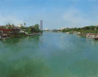 Matinal. Río y ciudad