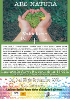 Invitación Ars Natura Valdelarte 10+1