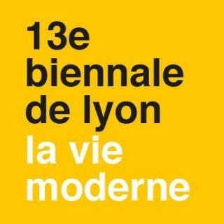 Logotipo. Cortesía Bienal de Lyon