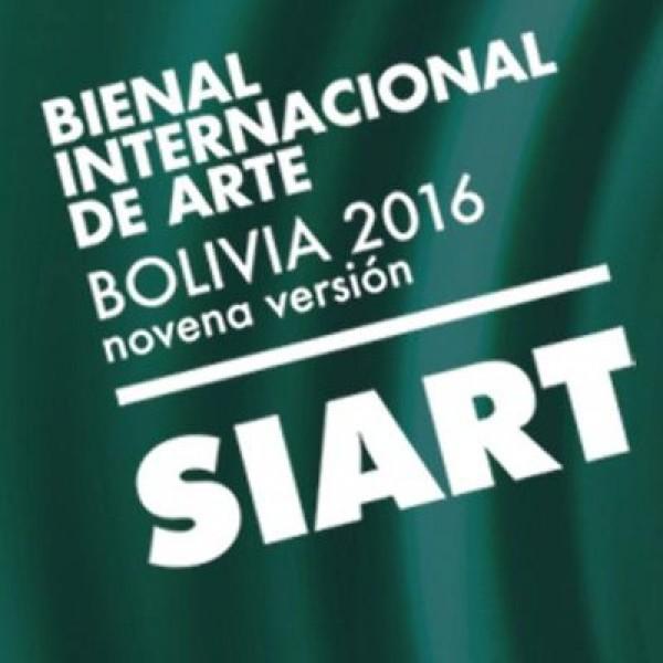 IX Bienal Internacional de Arte SIART 2016