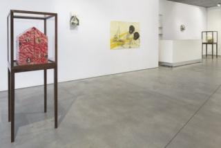 Vista de la exposición. Cortesía de la Galería David Nolan. Nueva York