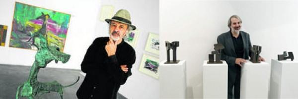 Encuentro Jorge Rando - Carlos Ciriza