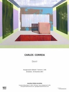 Carlos Correia, Devir