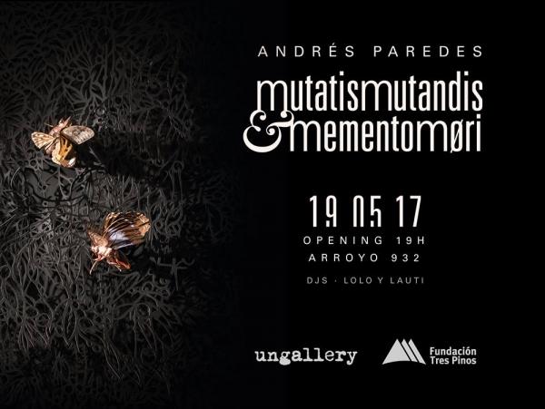 Mutatis Mutandis & Memento Mori