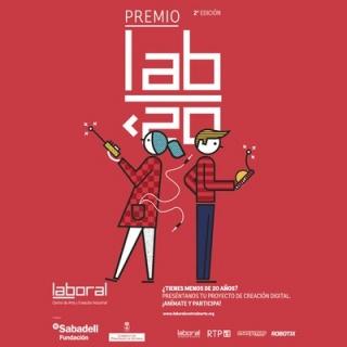 2ª Edición Premios LAB<20