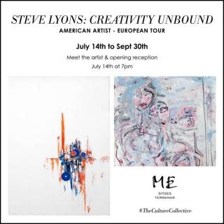 Steve Lyons: Creativity Unbound