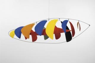 Alexandre Calder: teatro de encuentros. Untitled, 1941.