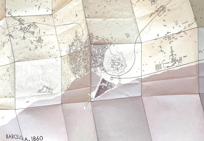 Barcelona Plan B (Una oportunidad cartográfica) — Imagen cortesía de Chiquita Room