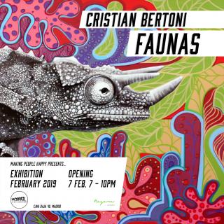 Cristian Bertoni | Faunas