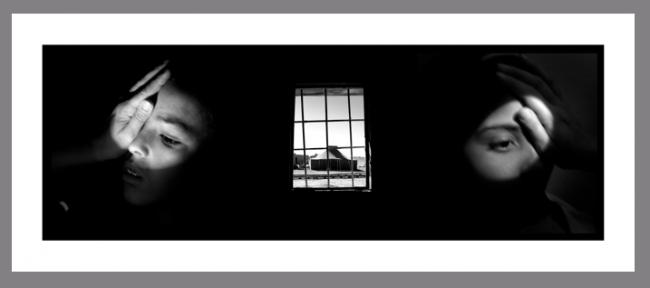 © Manel Esclusa. Fotografía BN - Impresión Giclée sobre papel Photo Rag 308 g — Cortesía de Fundació Ulls del món