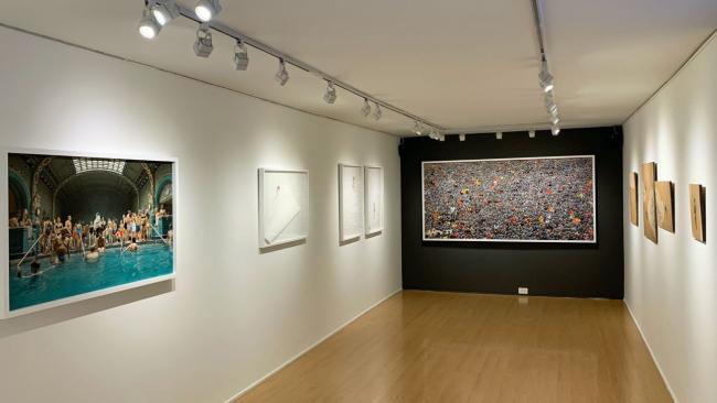 Navegando espacios — Cortesía de Beatriz Esguerra Arte