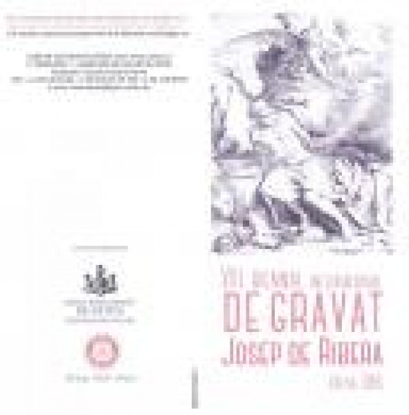 XIII Bienal Internacional de Grabado Josep de Ribera - Xàtiva 2015