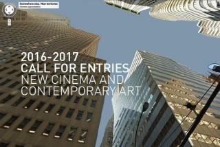 Les Rencontres Internationales - Paris. 2016-2017. Nuevo Cine y Arte Contemporáneo