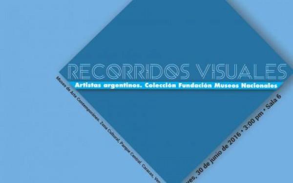 Recorridos visuales. Artistas argentinos en la Colección FMN